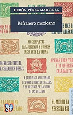 Refranero Mexicano 9789681670702