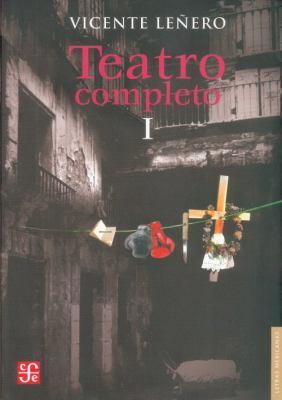 Teatro Completo I 9789681679965