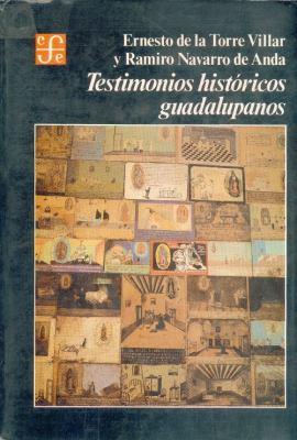 Testimonios Histricos Guadalupanos 9789681612337