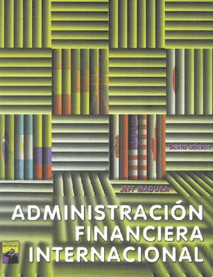 Administracion Financiera Internacional 9789706860149
