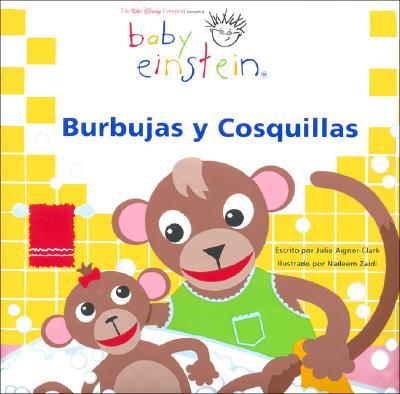 Baby Einstein: Burbujas y Cosquillas: Mimi's Toes, Spanish-Language Edition 9789707182073