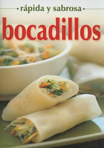 Bocadillos = Finger Food