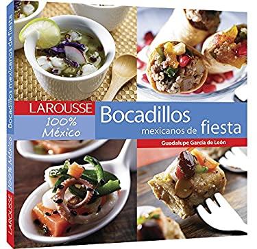 Bocadillos Mexicanos de Fiesta 9789702222101