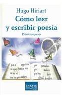 Como Leer y Escribir Poesia (Cen) 9789706990730