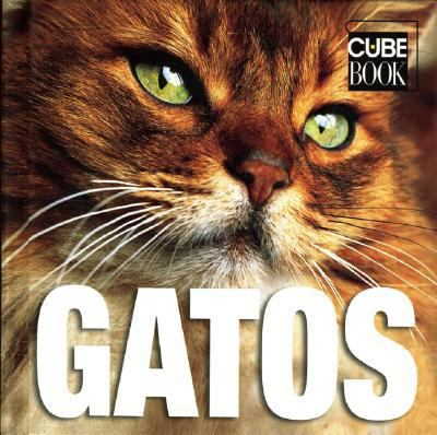 Cube Book: Gatos 9789707186743