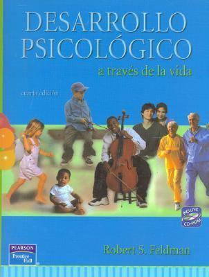 Desarrollo Psicologico a Traves de La Vida - Con 1 CD 9789702608431