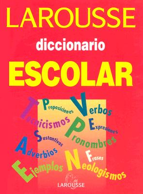 Diccionario Escolar 9789706070104