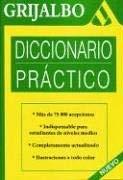 Diccionario Practico Grijalbo 9789700513348