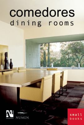 Dining Rooms: Smallbooks Series 9789709726473