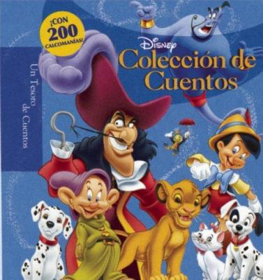 Disney Tesoro de Cuentos: Coleccion de Cuentos 9789707185531