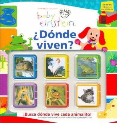 Donde Viven? 9789707183957