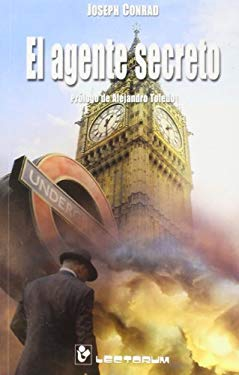El Agente Secreto: Prologo de Alejandro Toledo 9789707321823