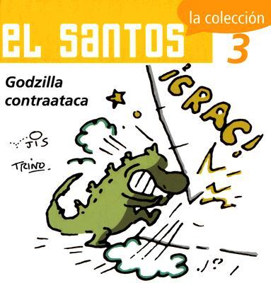 El Santos 3: Godzilla Contraataca 9789707100787
