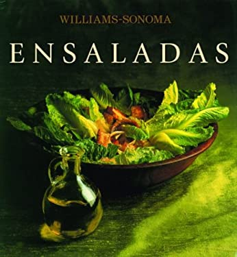 Ensaladas: Salads, Spanish-Language Edition 9789707180888