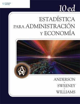 Estadistica Para Administracion Y Economia 9789706868251