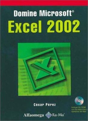 Excel 2002 9789701507995