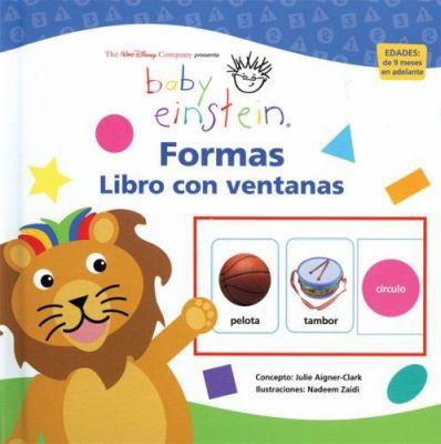 Formas: Libro Con Ventanas 9789707184688
