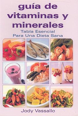 Guia de Vitaminas y Minerales 9789706667137
