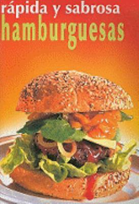 Hamburguesas = Hamburgers 9789706665843