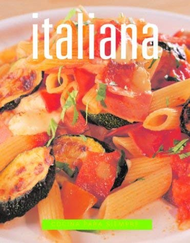 Italiana: Italian, Spanish-Language Edition