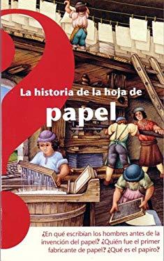 La Historia de La Hoja de Papel 9789707700949