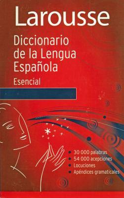 Larousse Diccionario de la Lengua Espanola 9789702209959