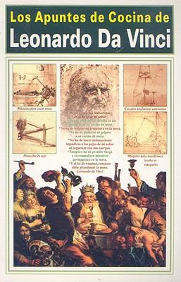 Los Apuntes de Cocina de Leonardo Da Vinci 9789706667625