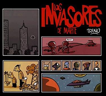 Los Invasores de Marte 9789707101869