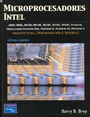 Microprocesadores Intel - 7 Edicion 9789702608042