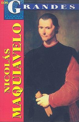 Nicolas Maquiavelo 9789706669988