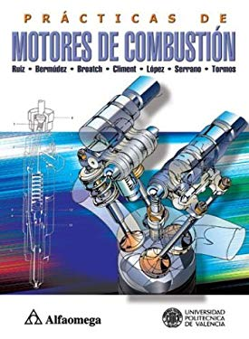 Practicas de Motores de Combustion 9789701508824