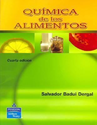 Quimica de Los Alimentos 9789702606703