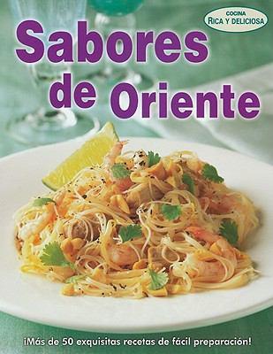 Sabores de Oriente = Oriental Flavors 9789707752559
