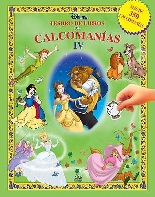 Tesoro de Libros de Calcoman 9789707181045
