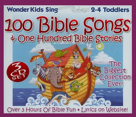 100 Bible Songs & 100 Bible Stories 0829727030028