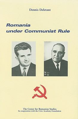 Romania Under Communist Rule 9789739839280