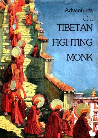 Adventures of Tibetan Fighting Monk 9789748299174