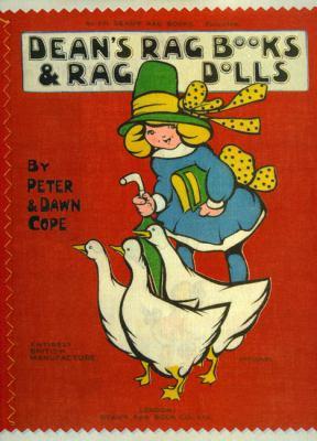Dean's Rag Books & Rag Dolls [With DVD] 9789749863862