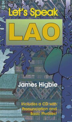 Let's Speak Lao [With CD] 9789745240674