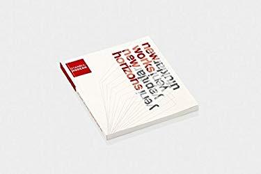 New Work New Horizons Exhibition Catalog (2009-2010)