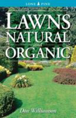 Lawns Natural and Organic 9789768200143