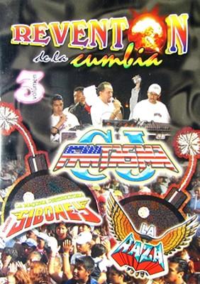 MVD- Reventon de La Cumbia V 3