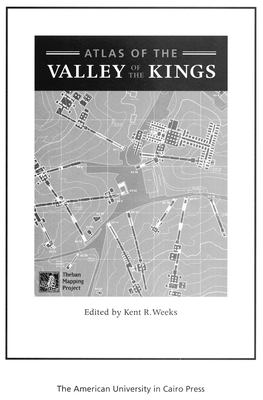 Atlas of the Valley of the Kings 9789774248207