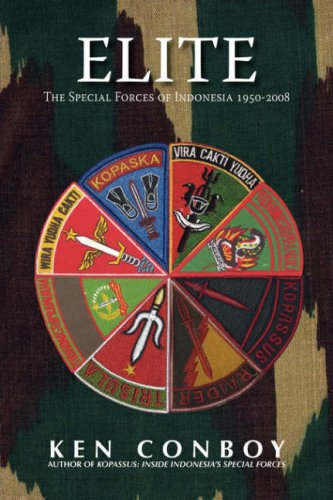 Elite: The Special Forces of Indonesia 1950-2008 9789793780603