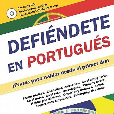 Defiendete en Portugues [With CD (Audio)] 9789801238638