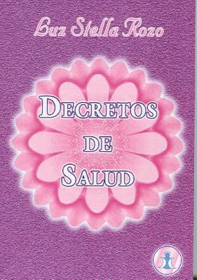 Decretos de Salud 9789803690380
