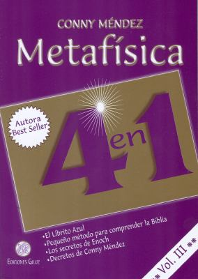 Metafisica 4 En 1, Vol. III 9789803690809
