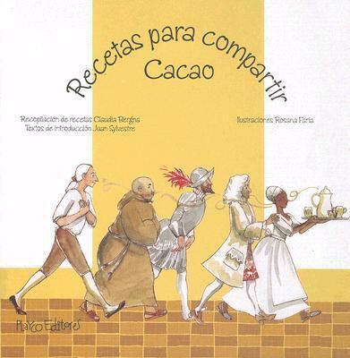 Recetas Para Compartir Cacao 9789806437692