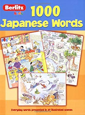 1,000 Japanese Words 9789812684387
