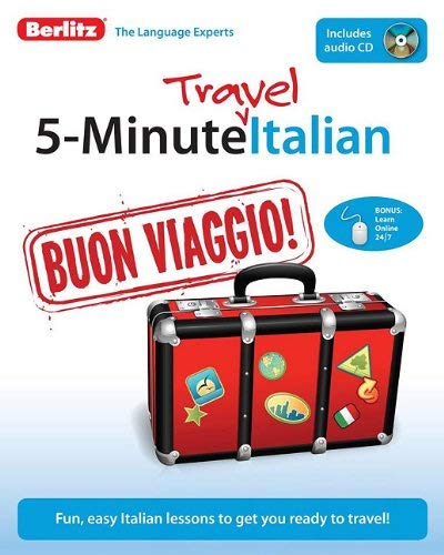 5-Minute Travel Italian [With CD (Audio)] 9789812688880